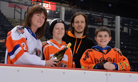 SSSC February Player of the Month Award