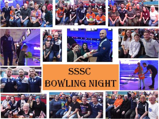 Successful Bowling Night