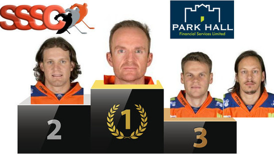 SSSC November Player of the Month is Mark Matheson
