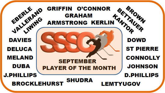Vote for your September Player of the Month.