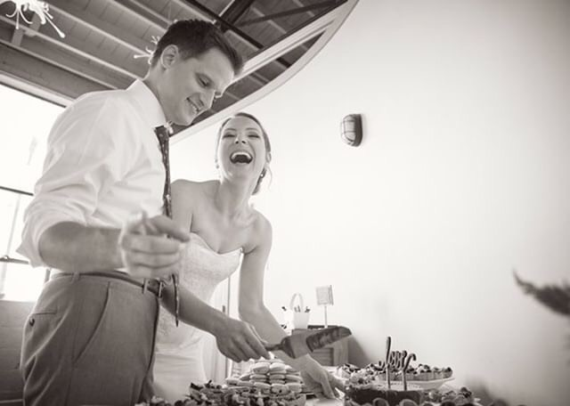 Cake Cutting (Danelle Beede Photography)