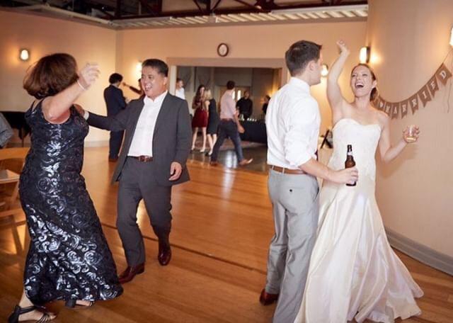 Dance Floor Action (Danelle Beede Photog