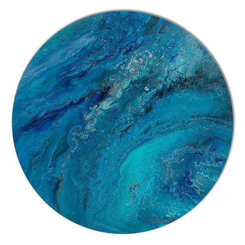 Circular Cerulean