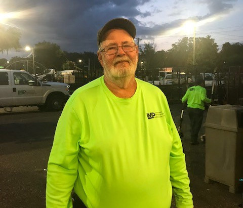 """It is """"Team Member Thursday"""", and this week we are introducing Alvin Windham."""