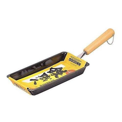 PEARLLIFE 35cmx10.5cmx7cm  Bento Omelet Frying Pan