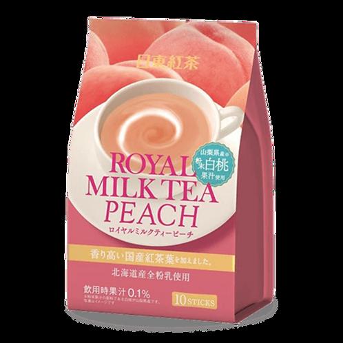 ROYAL MILK TEA PEACH 10 STICKS