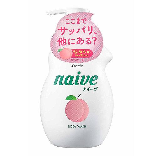 NAIVE Peach Body Wash 530ml