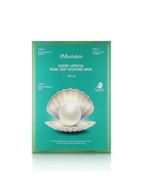 JM SolutionMarine Luminous Pearl Deep Moisture Mask (10 pcs)