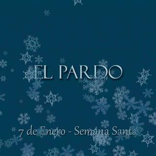 Carlos III, cartel, El Pardo.