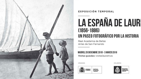Exposición Juan Laurent | Ministerio de Cultura | RABSF | 2018
