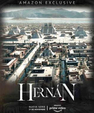 Hernán. Serie de TV. Amazon Prime Vídeo