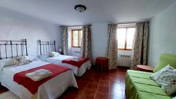 Dormitorio B, triple 1