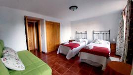 Dormitorio B, triple 3