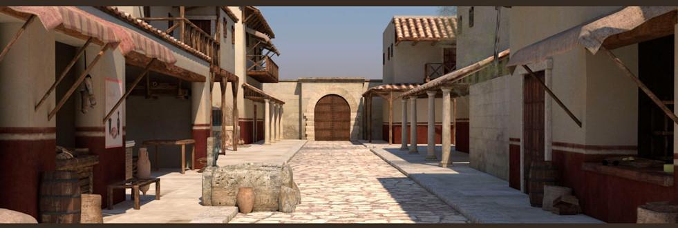 Vive el pasado. Hispania romana.