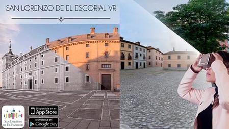 San Lorenzo 360 | Ayuntamiento de San Lorenzo de El Escorial | 2018