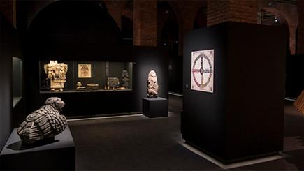 Itineranio Hernan Cortés, exposición.