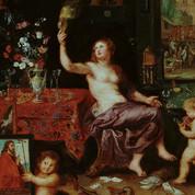 Brueghel. Vanidad Mundana