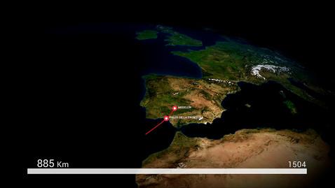 El viaje de Cortés, 1.