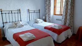 Dormitorio B, triple 2