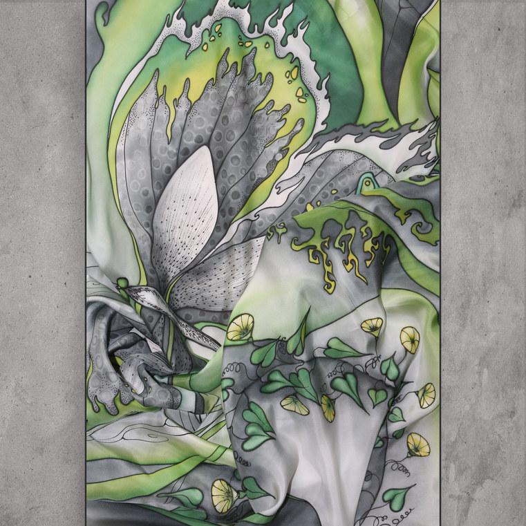 Зелена пеперуда