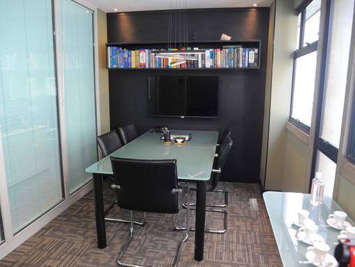 Sala de Reunião - Gelesco Advocacia