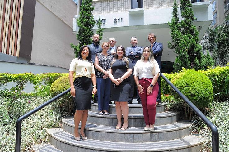 Equipe de Profissionais - Gelesco Advocacia