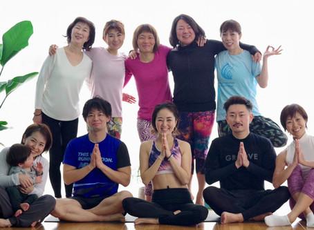 中嶌ゆり先生『Styleup yoga』