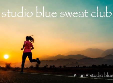 オンライン❝studio blue sweat club❞開催のご案内