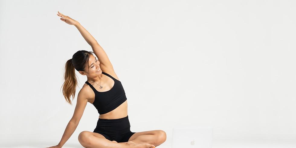 GW 5days challenge 〈モーニングヨガ&呼吸と瞑想〉