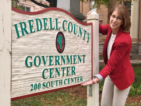 Why I Love Iredell County...And Some Thoughts on How to Make It Better.