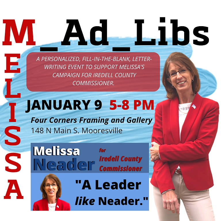 Melissa's Ad Libs