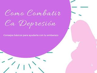 Cómo combatir la depresión en el embarazo