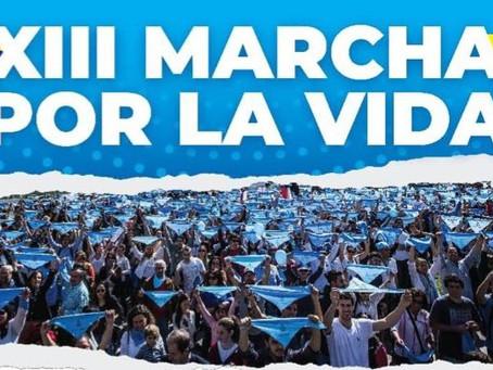 XIII Marcha Nacional Por La Vida