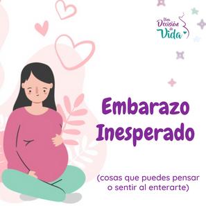 Embarazo Inesperado (sentimientos)