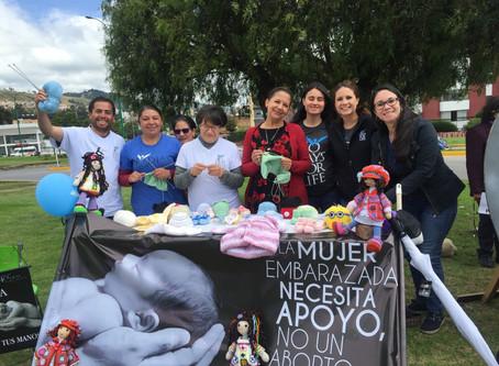 """Colombia se une por octava vez a la campaña """"40 días por la Vida"""""""