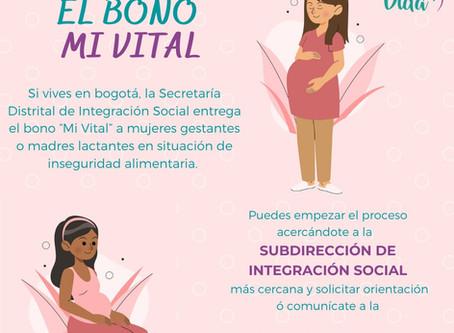 """Bono """"Mi Vital"""""""