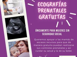 Ecografías Prenatales Gratuitas