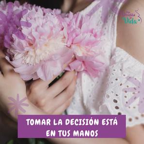Tomar la decisión en tus manos