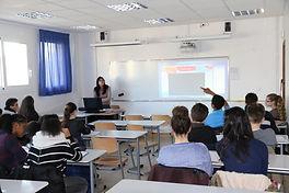 Espagnol du Groupe scolaire Fidelis de Montreuil