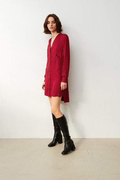 1643 Sago Dress.