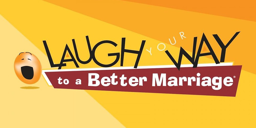 Laugh your way to a Better Marriage Day Conference