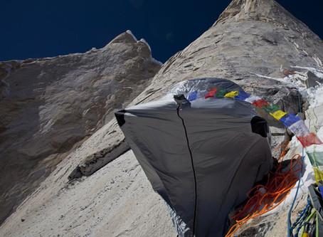 Himalájský bigwall Mt. Meru