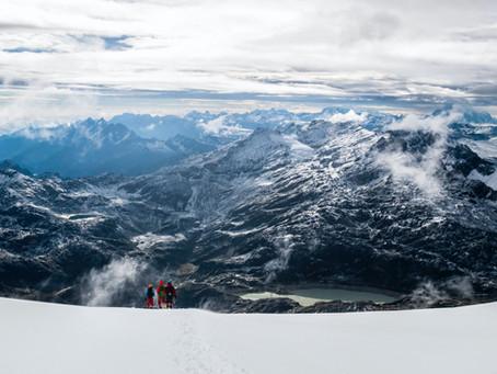 Vrátná dolina, Nízké Tatry a Dent Blanche
