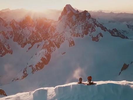 MOUNTAINS ON STAGE: nálož horských filmů on-line
