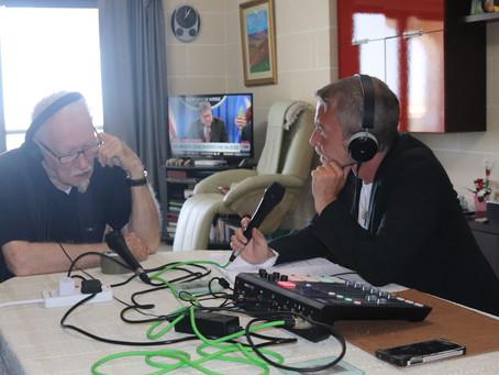 Gozo Radio Interviews - Dr Peter J Shield