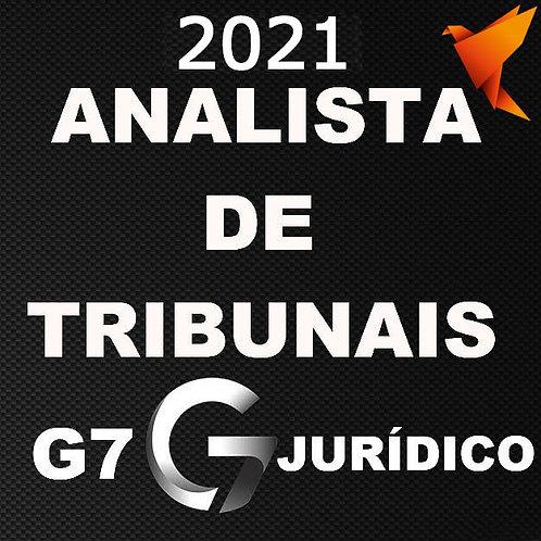 Analista de Tribunais   TJ, TRF, TRE, TRT [2021] G7