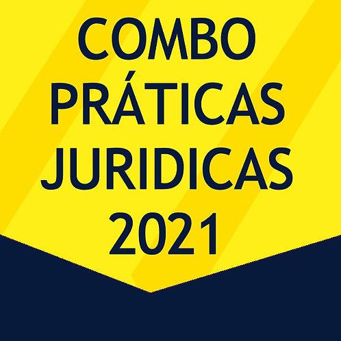 Combo Práticas Jurídicas Cers 2021