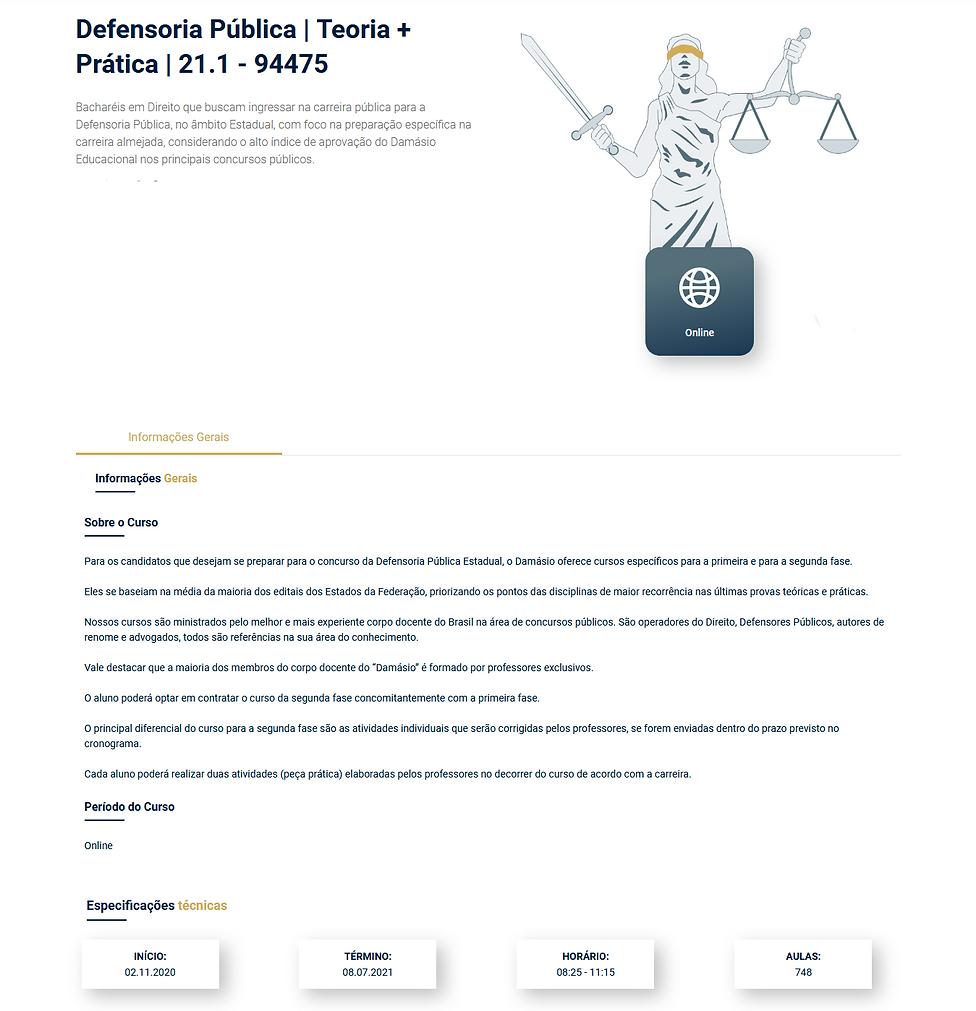 Defensoria Pública Teoria + Prática 21 1