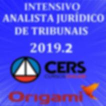 INTENSIVO ANALISTA JURIDICOS TRIBUNAIS