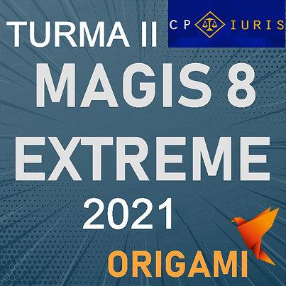 Magistratura | Magis 8 - Turma II [2021] CP Iuris